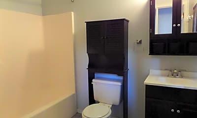 Bathroom, Dery Silk Apartments, 2