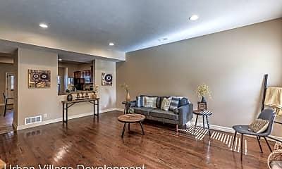 Living Room, 140 N. 41st Street, 1
