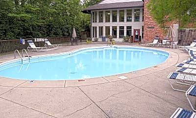 Pool, Carriage Court, 2