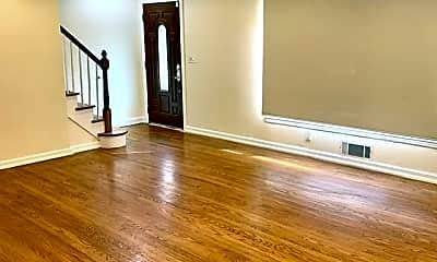 Living Room, 430 Heath Pl, 1