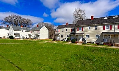 Building, Colonial Court Townhomes, 0