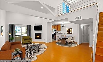 Living Room, 1527 9th St 303, 0