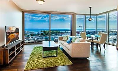 Living Room, 1555 Kapiolani Blvd 1507, 0