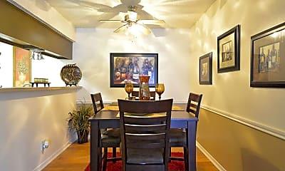 Dining Room, Ridge At Tyler, 1