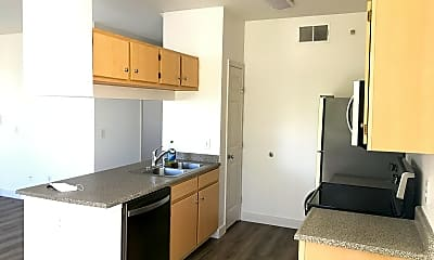 Kitchen, 701 Gibson Drive  Unit 1322, 2