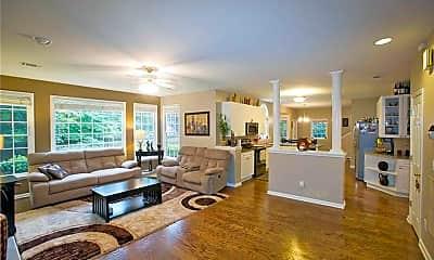 Living Room, 7125 Amberleigh Way, 1