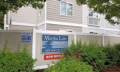 Martha Lake Townhomes, 1