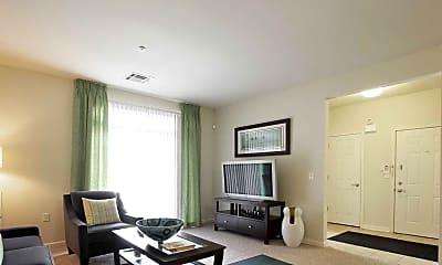 Living Room, Aspen Court, 1