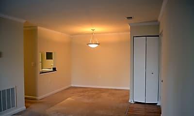Living Room, 8201 Whispering Oaks Way 203, 1