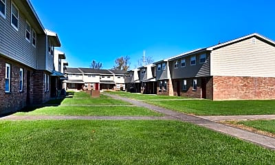 Clubhouse, Country Town Homes, 1