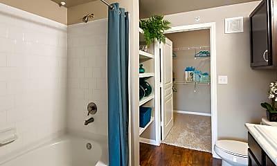 Bathroom, Pine Prairie, 2
