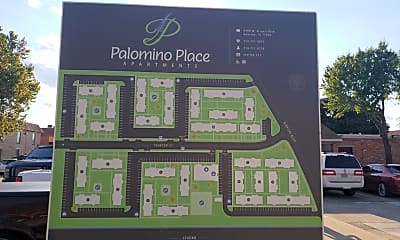 Palomino Place, 1
