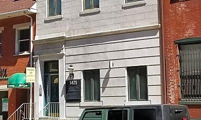 Building, 1421 Spruce Street, 0