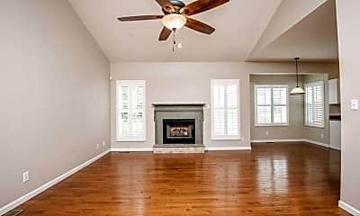Living Room, 6635 Creekhead Dr, 1