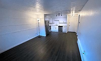 Living Room, 1304 S Parker Rd, 1