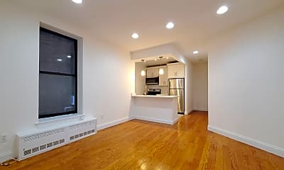 Living Room, 28 W 132nd St 2-A, 1