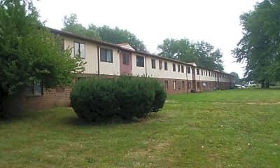 Michigan Square Apartments, 2