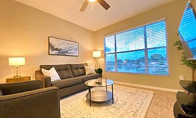 Living Room, 7014 Trysail Cir, 0