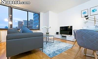 Living Room, 15 E 96th St, 0