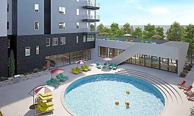 Pool, @mosphere, 0