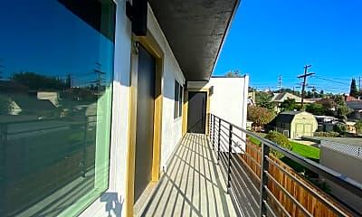 Patio / Deck, 2814 Sichel St, 2
