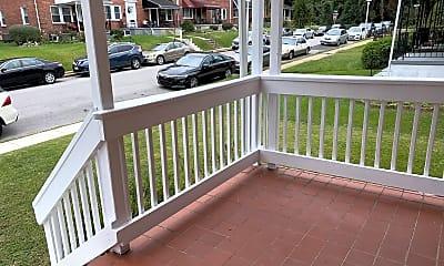 Patio / Deck, 5152 Stafford Rd, 1