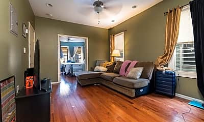 Living Room, 1083 Grove St 2, 2