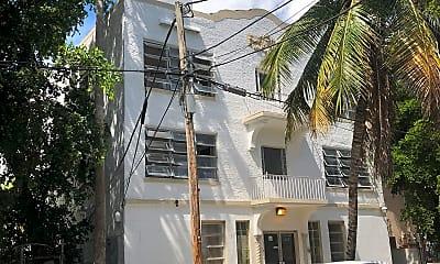 Villa Gladys Apartments Elevator Line, 1