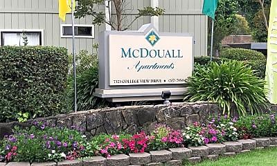 Mc Douall Apartments, 1