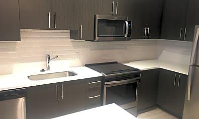 Kitchen, Broward Blvd. Brand New 1st Month FREE, 0