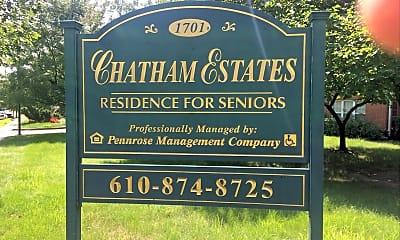 Chatham Estates, 1