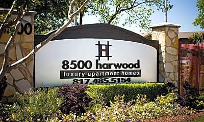 8500 Harwood Luxury Apartment Homes, 0