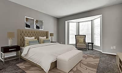 Bedroom, Westbury Reserve, 2