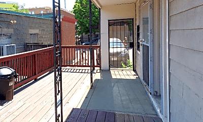 Patio / Deck, 196 Adams St, 2