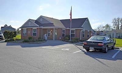 Leasing Office, Zebulon Park Apartments, 1