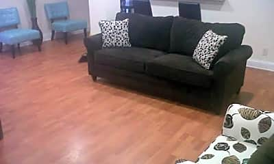 Living Room, Lakewood Forest Apartment Homes, 2
