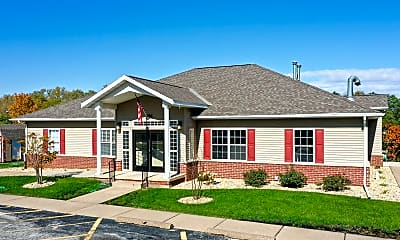 Building, Rock River Townhomes, 0