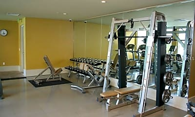 Fitness Weight Room, 1350 Main St 300, 2