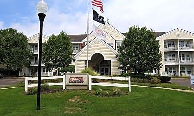 American House Senior Living Communities, 0