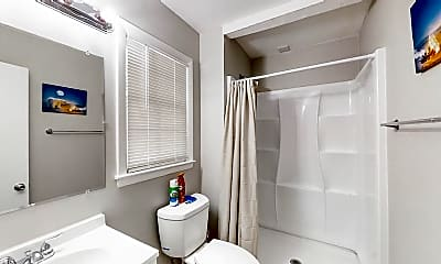 Bathroom, Room for Rent -  a 8 minute walk to MARTA, 1