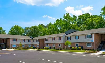 Building, Thrive Apartment Homes, 1