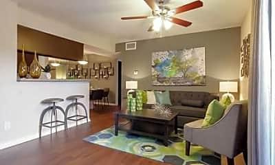 Living Room, Circle at Point Park, 1
