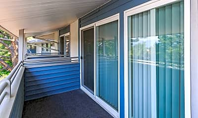 Patio / Deck, Central Heights, 2