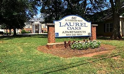 Laurel Oaks Apartments, 1