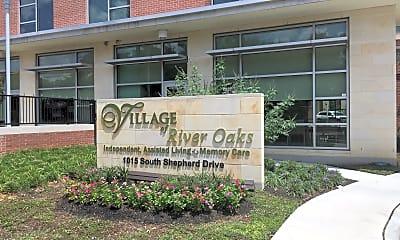 The Village of River Oaks, 1