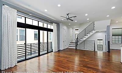 Living Room, 4506 Austin St, 1
