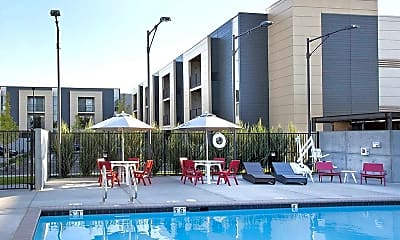 Pool, The Commons, 0