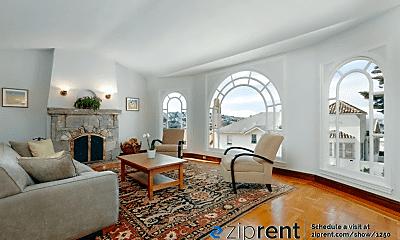Living Room, 72 Fairfield Way, 0