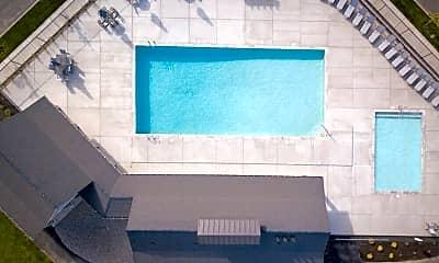 Pool, 3649 S W Badger Ct, 2