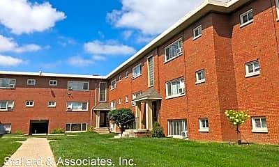 Building, 3524 N Pennsylvania St, 2